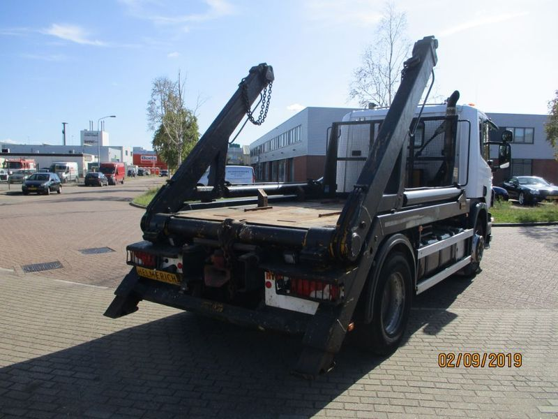 Scania - P 280 EURO 5 HYVA 12 TONS PORTAALSYSTEEM 3