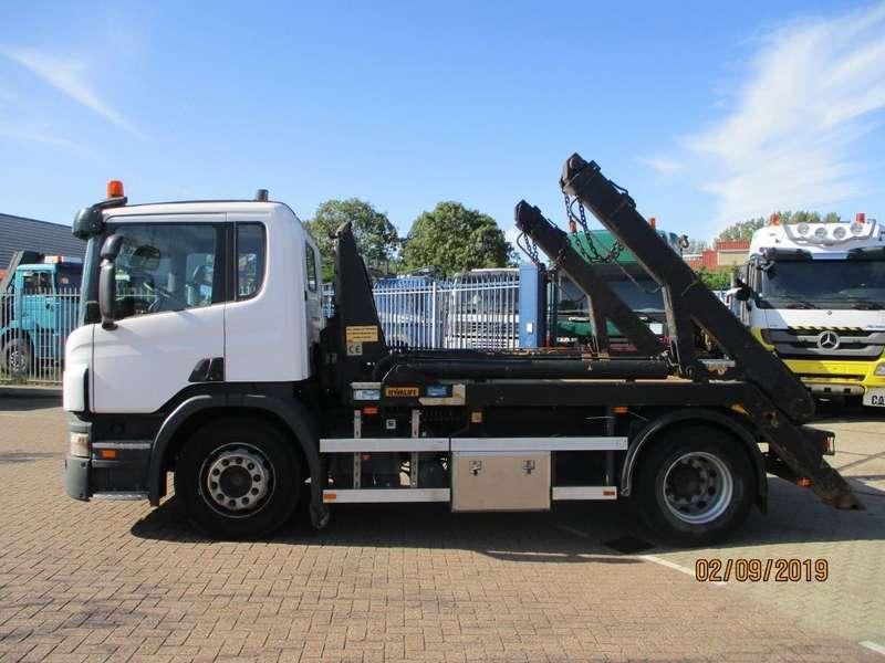 Scania - P 280 EURO 5 HYVA 12 TONS PORTAALSYSTEEM 4