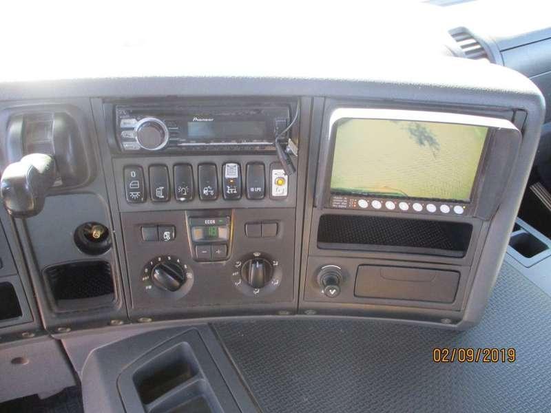 Scania - P 280 EURO 5 HYVA 12 TONS PORTAALSYSTEEM 8