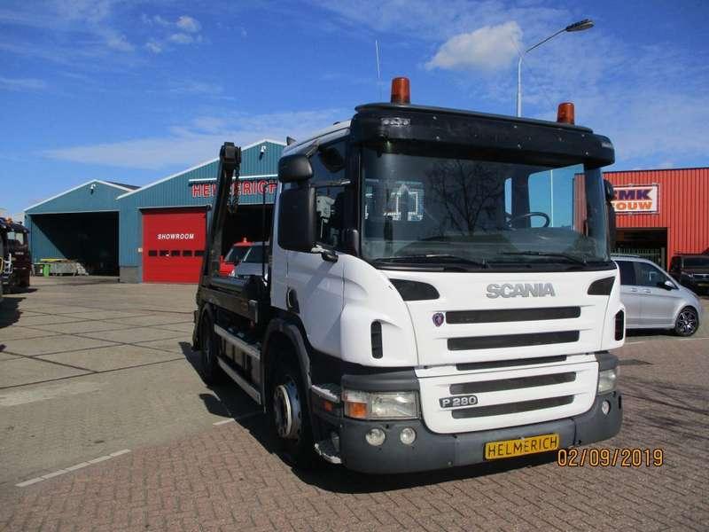 Scania - P 280 EURO 5 HYVA 12 TONS PORTAALSYSTEEM 1