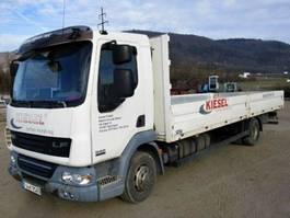 schuifzeil vrachtwagen DAF FA LF45 2007