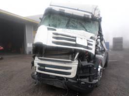 standaard trekker Scania G 2016