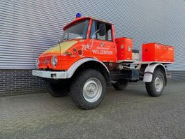 overige vrachtwagens Unimog U404 Topstaat! met 9992 KM! 1975