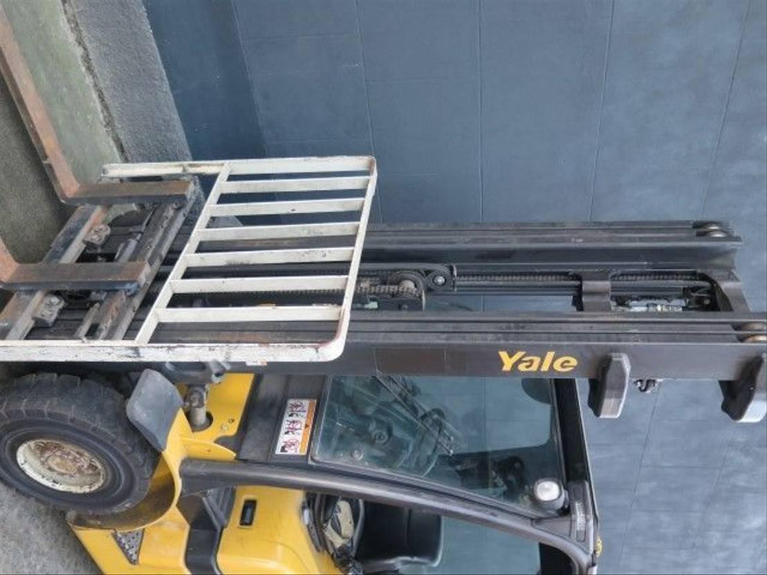 vorkheftruck Yale GDP 25 VX 2008