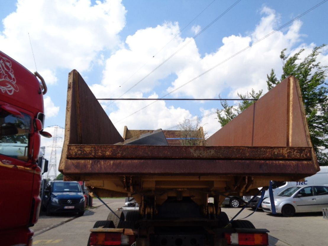 Kipperbak vrachtwagen onderdeel Diversen Occ Kipbak