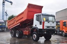 kipper vrachtwagen > 7.5 t Iveco MP380E34W  6X6 TIPPER/ KIPPER 1998