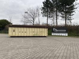 puin container Diversen 30 m3 6.2 lang aluminium container
