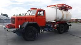 tankwagen vrachtwagen Magirus Deutz 178 D15 1971