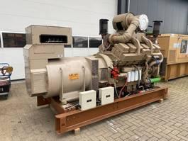 generator Cummins KTA 38 G1 Mecc Alte Spa 1000 kVA generatorset as New ! 1995