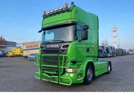 standaard trekker Scania R580 standklima Retarder / Leasing 2016