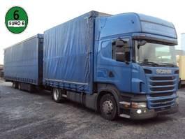 mega-volume vrachtwagen Scania R440 Topline 4x2 Jumbo RET EURO 6 incl. Tandem 2013