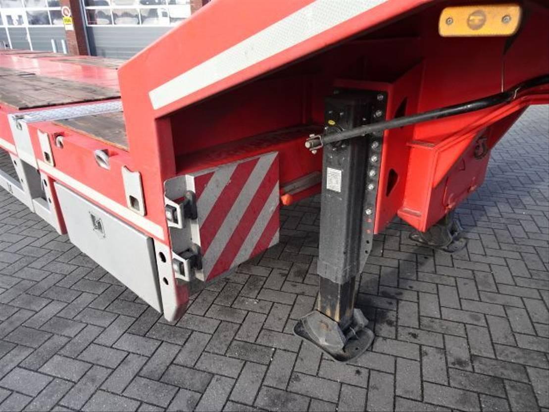 semi dieplader oplegger Overige Alim - 3 axle - Extendable 7M - Lift axle - Steering axle - 2020 2020