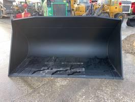 voorladerbak Pladdet 290cm 3612ltr Volvo / Lundberg connection Loading bucket 2021