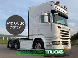 standaard trekker Scania R520 6x2 2900mm hydr. system 2015