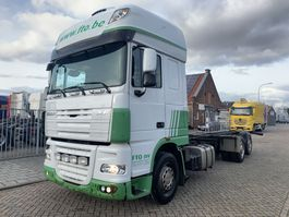 chassis cabine vrachtwagen DAF XF 105.460 6x2 Chassis Cabine Retarder 2011