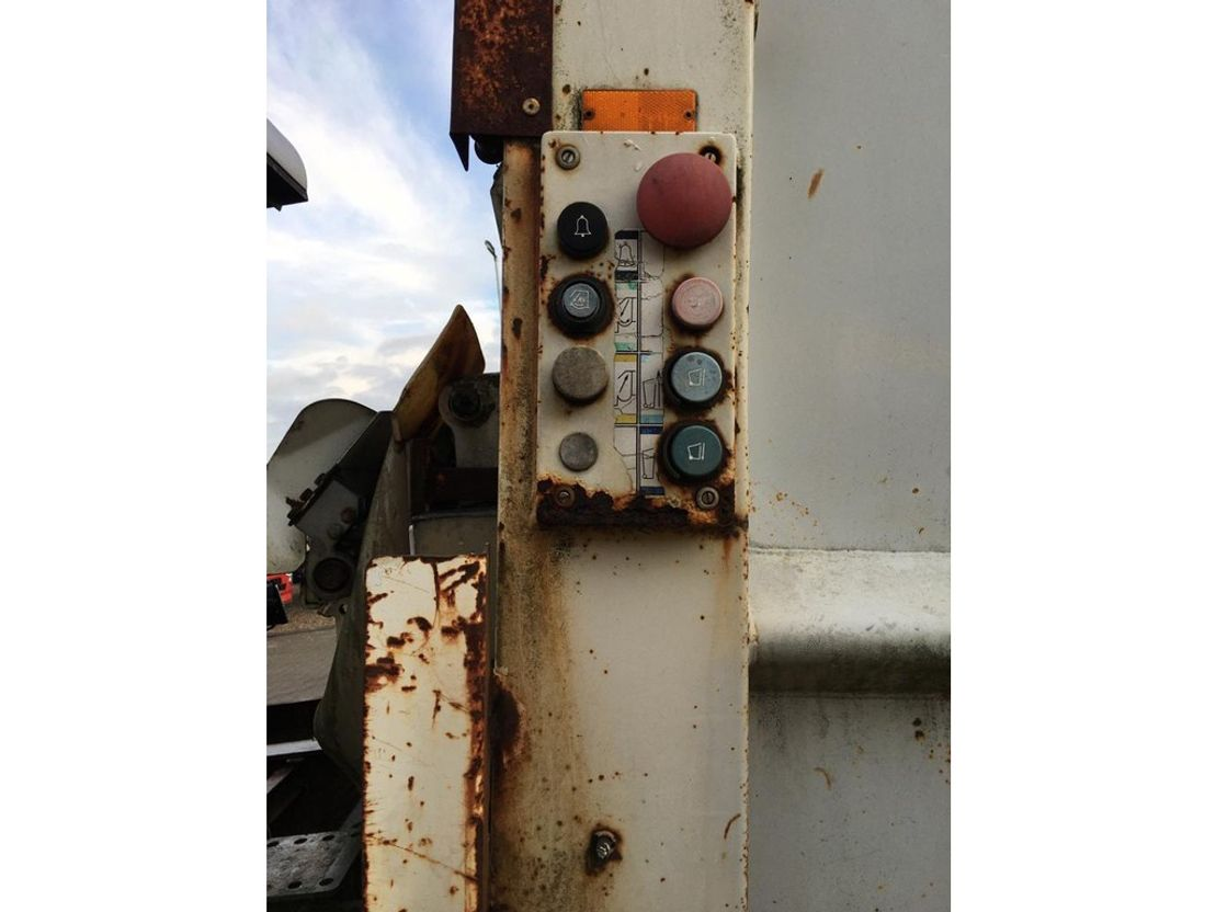 Opbouw vrachtwagen onderdeel Diversen Occ opbouw Vuilniswagen semat