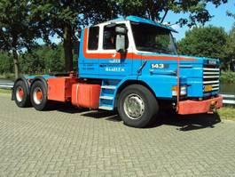 torpedo front trekker Scania T143 143 1991
