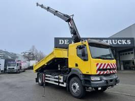 kipper vrachtwagen > 7.5 t Renault KERAX ONLY 97.000 KM !!! EX COVERMENT TRUCK !!! 2003