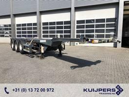 container chassis oplegger D-TEC Flextrailer / Multi / 20ft 40ft 45ft / Lift-As 2011