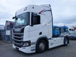 standaard trekker Scania R450 Retarder 2xTank / Leasing 2017