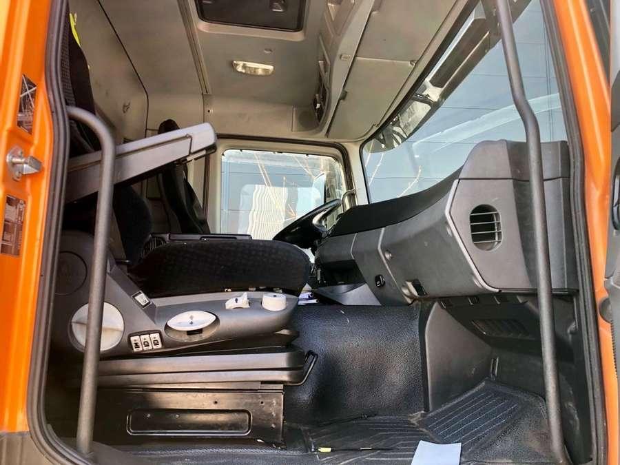Mercedes-Benz - Actros 2536 ZOELLER Müllwagen 25