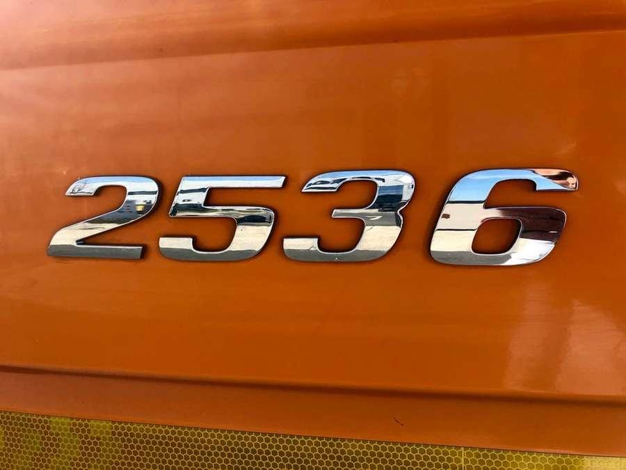 Mercedes-Benz - Actros 2536 ZOELLER Müllwagen 13