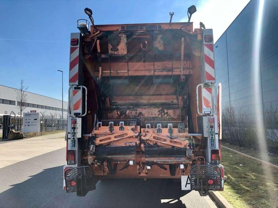 Mercedes-Benz - Actros 2536 ZOELLER Müllwagen 4
