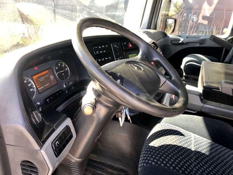Mercedes-Benz - Actros 2536 ZOELLER Müllwagen 16