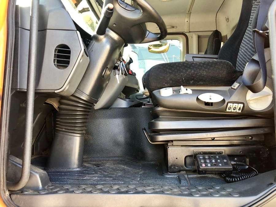 Mercedes-Benz - Actros 2536 ZOELLER Müllwagen 14