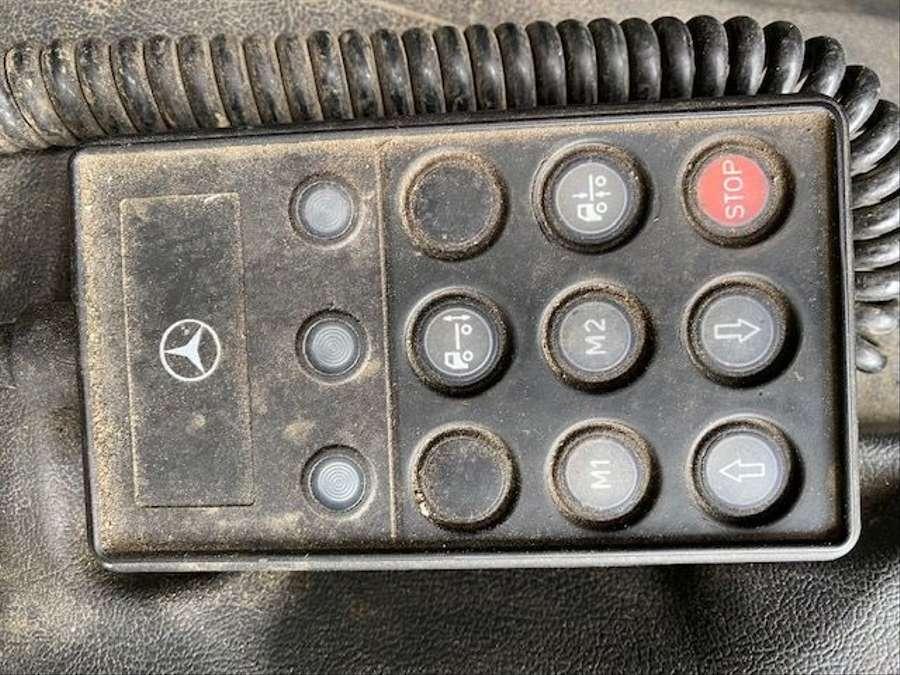 Mercedes-Benz - AXOR 1833 L Müllwagen FAUN ROTCPRESS 516 19