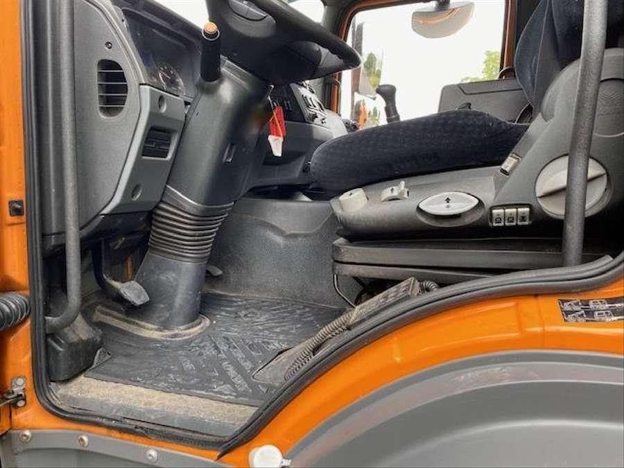 Mercedes-Benz - AXOR 1833 L Müllwagen FAUN ROTCPRESS 516 10