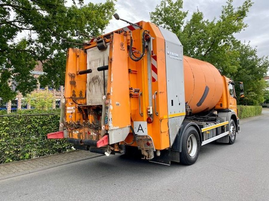 Mercedes-Benz - AXOR 1833 L Müllwagen FAUN ROTCPRESS 516 5