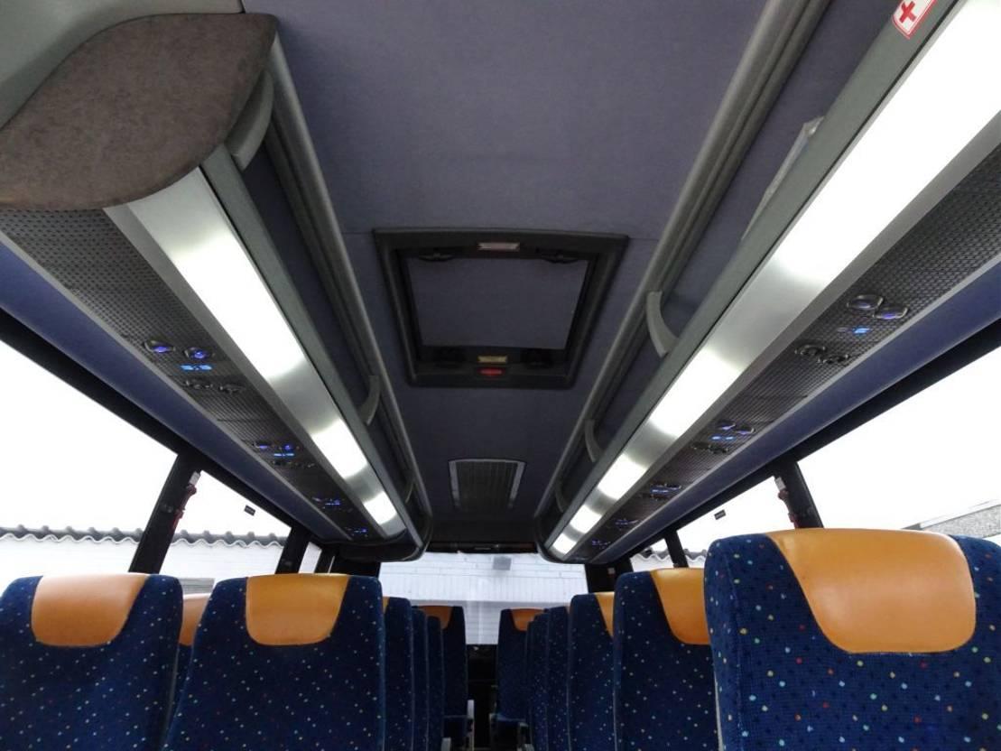 taxibus Iveco Daily 65C18 WING 27 Sitze Dachklima Retarder Euro 4 2008