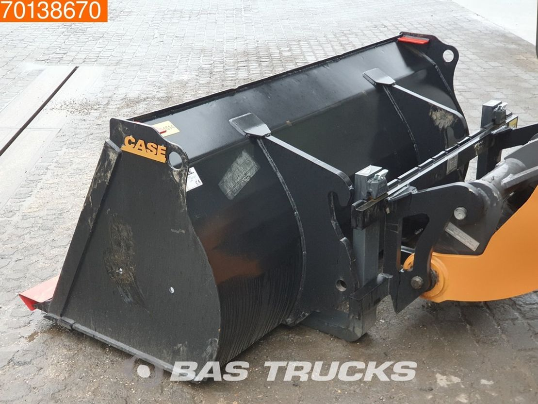 wiellader Case 21F NEW UNUSED - BUCKET AND FORKS 2020