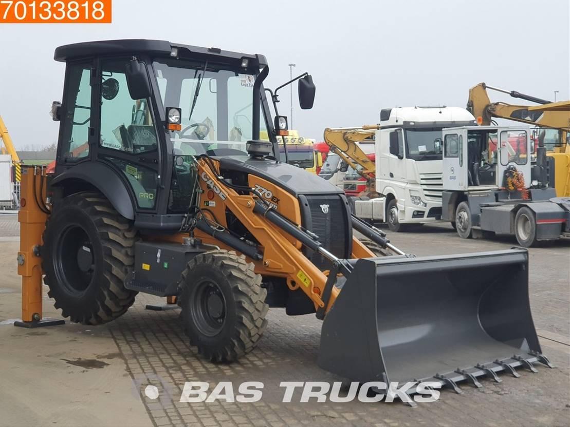 graaflaadmachine Case 770 EX MAGNUM-4WD NEW UNUSED 2020