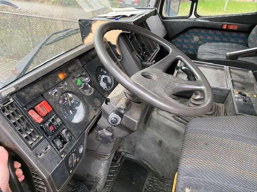 Mercedes-Benz - SK 1844 L 6x2 Tollense 10000 ltr Saugwagen Kanalreinigung/Kipper 14