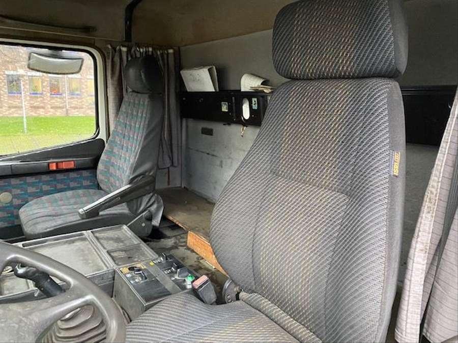 Mercedes-Benz - SK 1844 L 6x2 Tollense 10000 ltr Saugwagen Kanalreinigung/Kipper 16