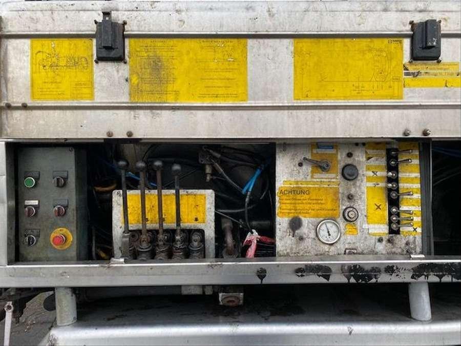 Mercedes-Benz - SK 1844 L 6x2 Tollense 10000 ltr Saugwagen Kanalreinigung/Kipper 19
