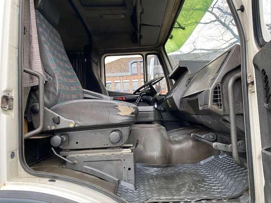 Mercedes-Benz - SK 1844 L 6x2 Tollense 10000 ltr Saugwagen Kanalreinigung/Kipper 12