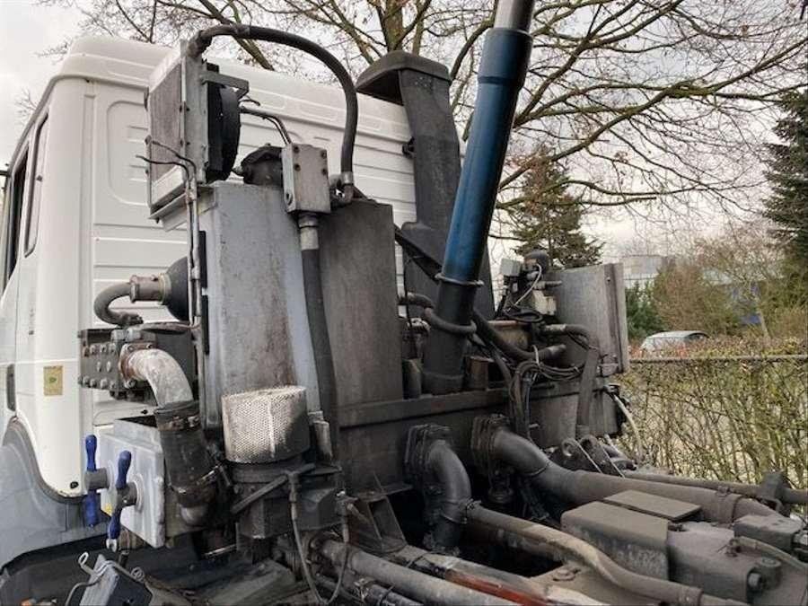 Mercedes-Benz - SK 1844 L 6x2 Tollense 10000 ltr Saugwagen Kanalreinigung/Kipper 9