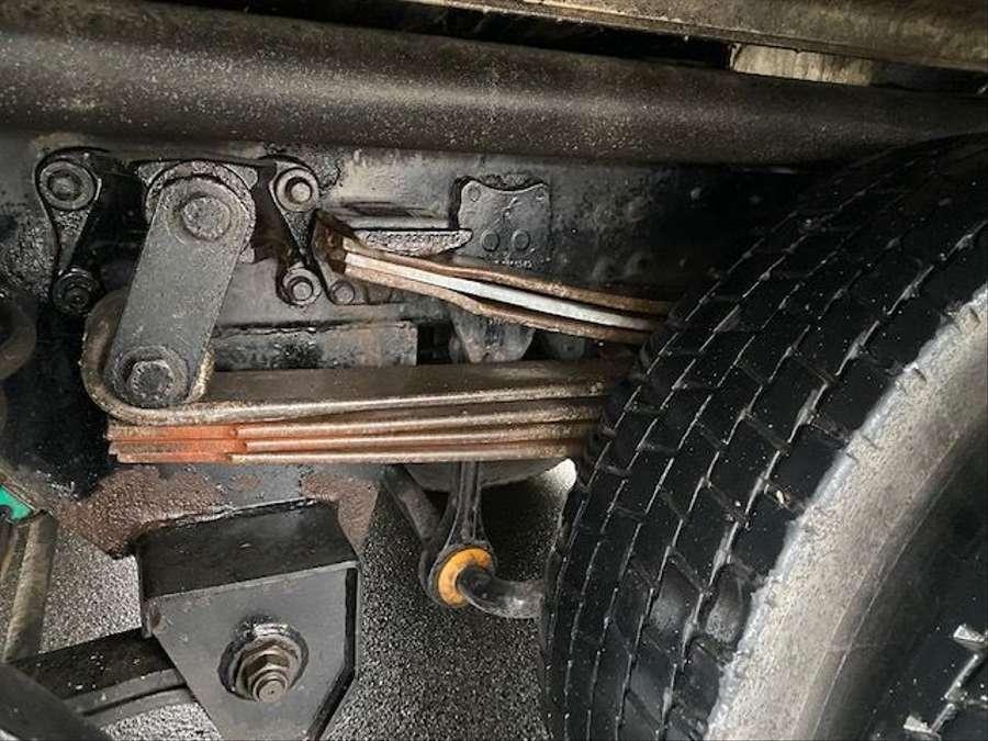 Mercedes-Benz - SK 1844 L 6x2 Tollense 10000 ltr Saugwagen Kanalreinigung/Kipper 17