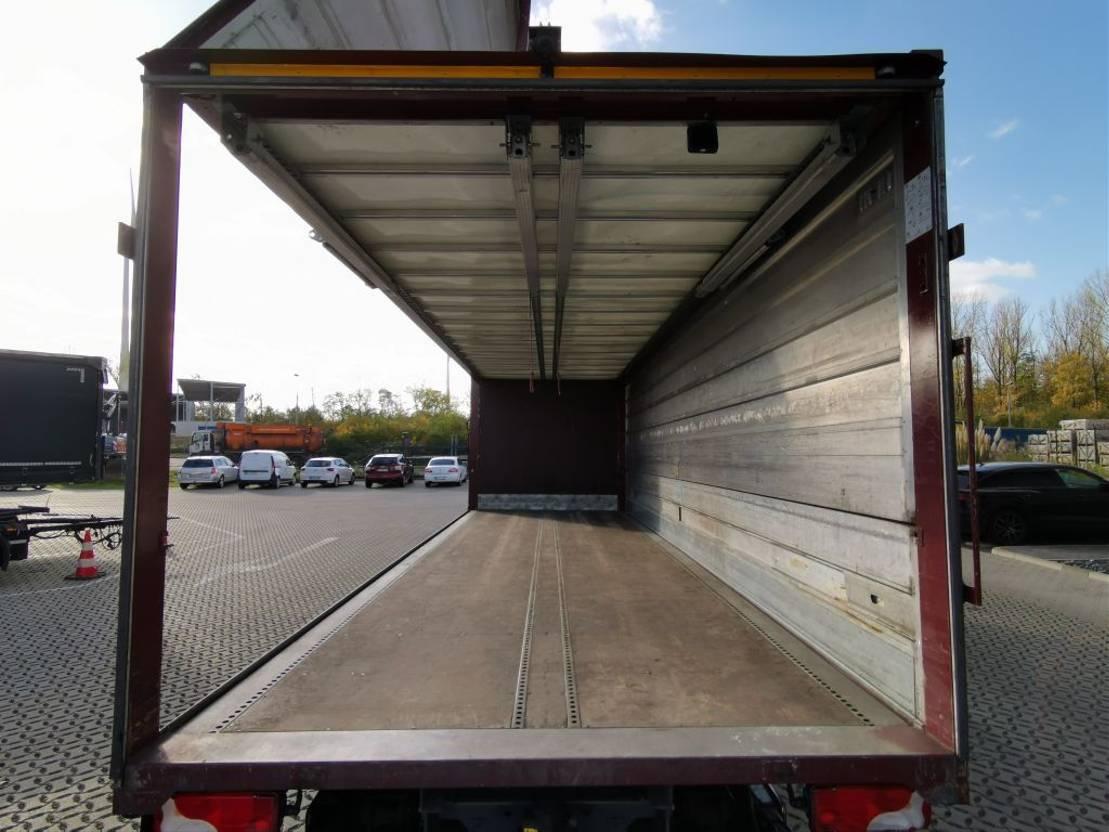 bakwagen vrachtwagen Scania G 320/ Lift-Lenkachse/ Ladebordw./ NAVI/ Kamera