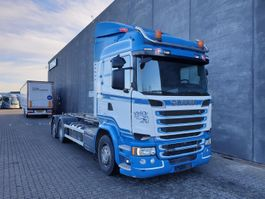 containersysteem vrachtwagen Scania R 580 LB6x2*4MNB 2014