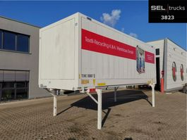 wissellaadbak container Krone K 7.3 STGI Wechselkoffer 2013