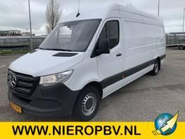 gesloten bestelwagen Mercedes-Benz SPRINTER 314CDI L3H2 Automaat Airco Cruiscontrol Navi Camera 2018