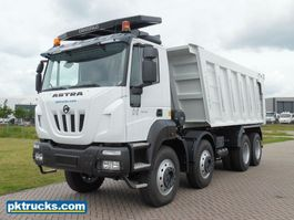 kipper vrachtwagen > 7.5 t Astra HD9 84.48 Allison-Kessler 8x4 Tipper Truck - NEW (3 Units) 2015