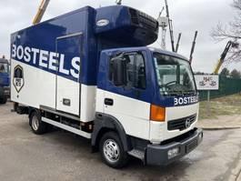koelwagen vrachtwagen Nissan ATLEON FRIGO CARRIER SUPRA 450 2009
