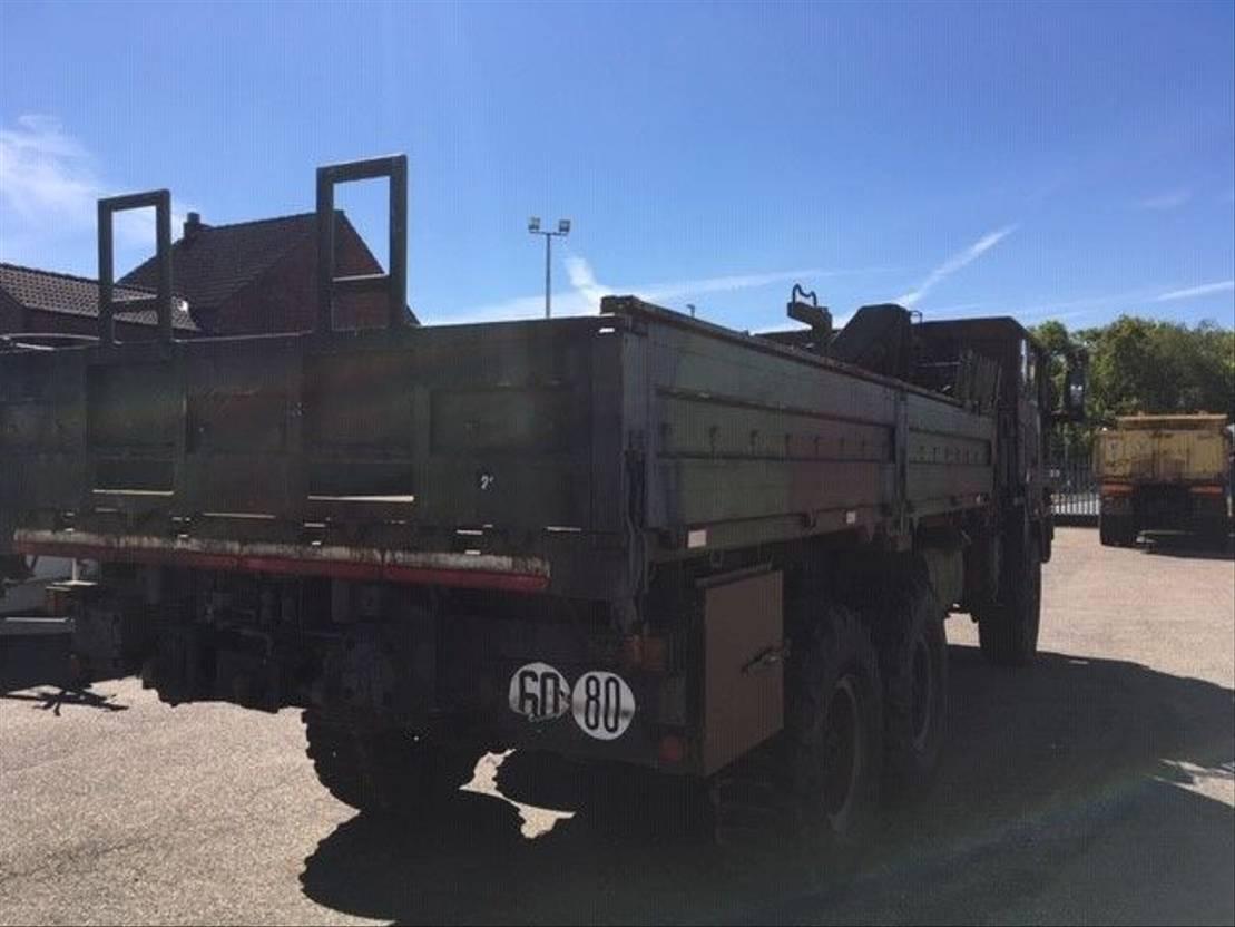 leger vrachtwagen Renault TRM 10000