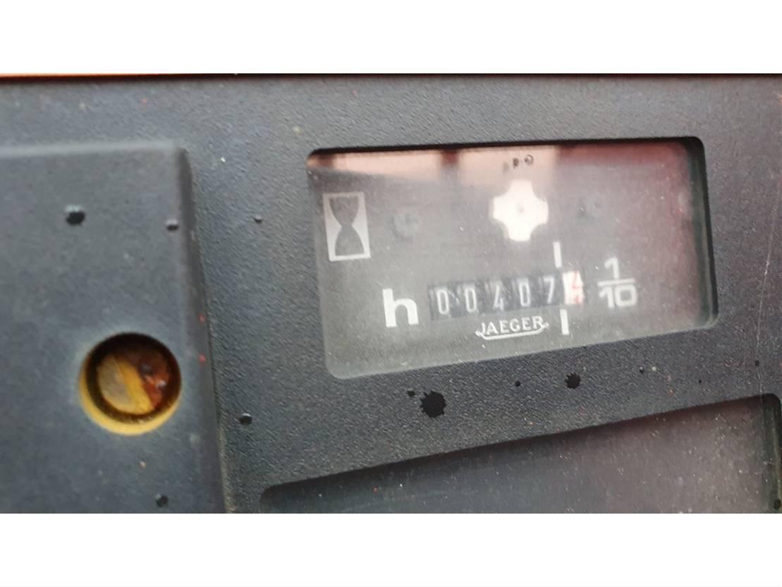 ruwterreinheftruck Manitou Buggy MC20HP zeer lage doorrijhoogte 1999