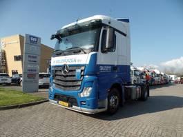 standaard trekker Mercedes-Benz Actros 1842 2x Tank Euro5 2013